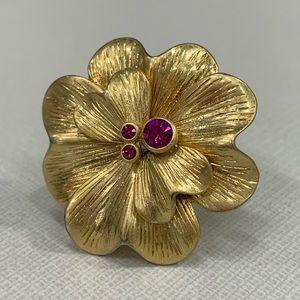 Lia Sophia Wildflower Ring